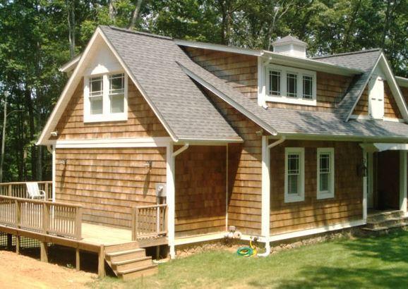 Bear Creek Log Home Restoration image 1