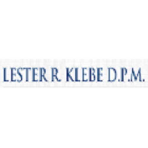 Lester R. Klebe, DPM