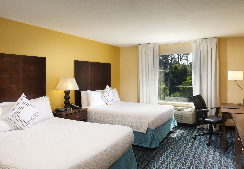 Fairfield Inn & Suites by Marriott Houston Intercontinental Airport image 4