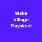 Wake Village Playskool