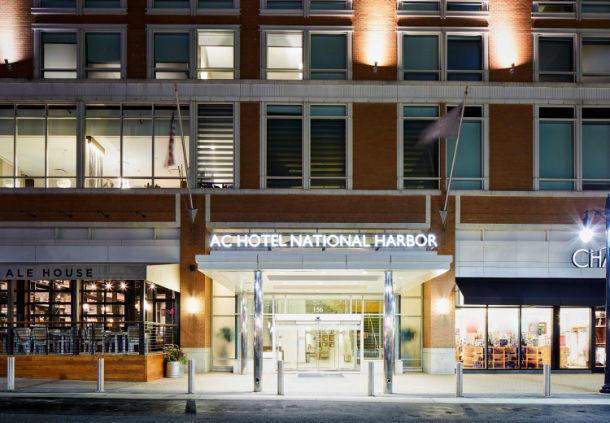 AC Hotel by Marriott National Harbor Washington, DC Area image 0