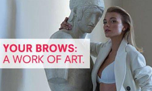 Your Brows Are A Work Of Art