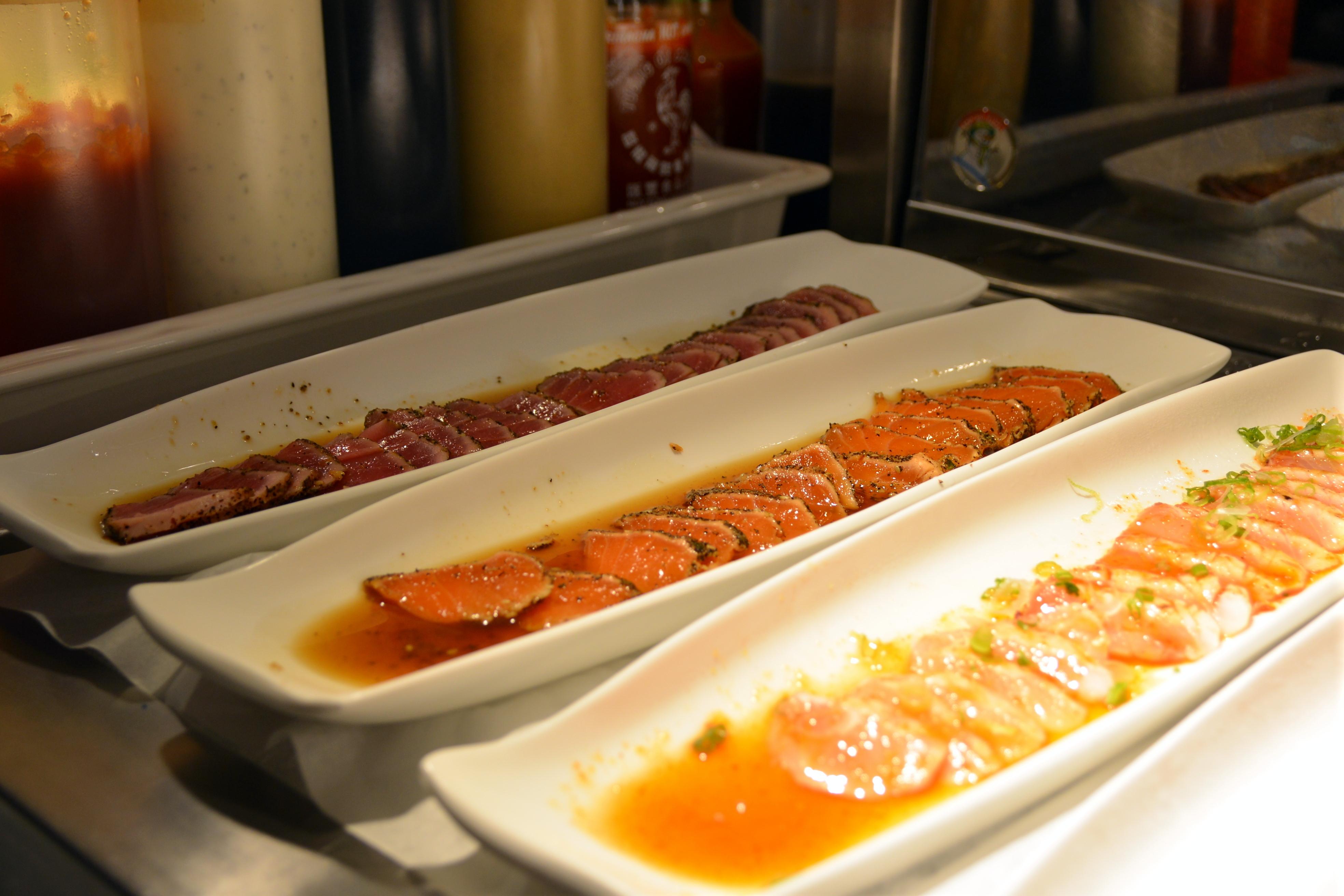 SanTo's Modern American Buffet & Sushi image 4