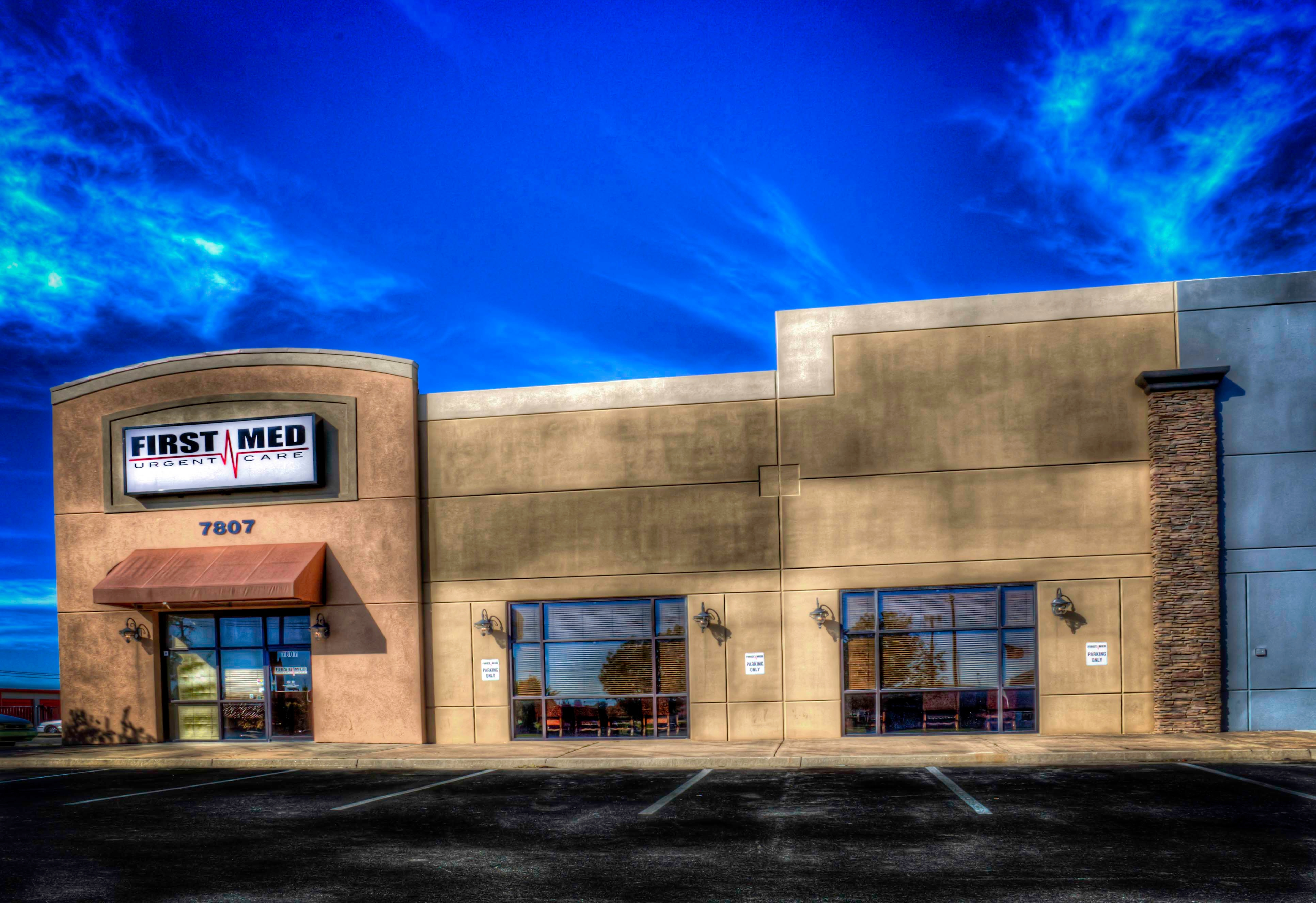 First Med Urgent Care - North Oklahoma City (Memorial And Penn) image 3