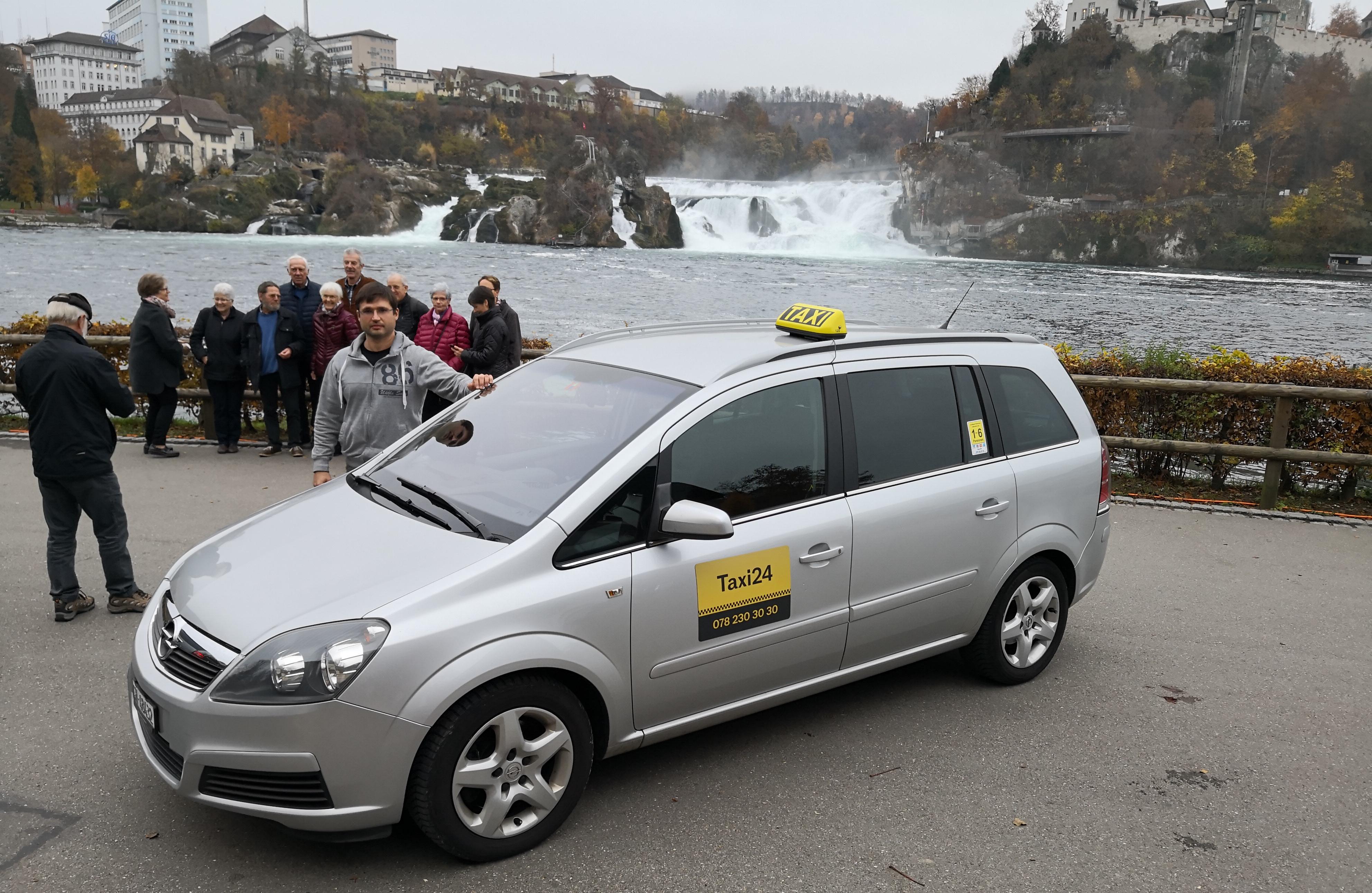 Taxi 24 Schaffhausen