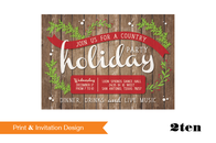 Print & Invitations Design