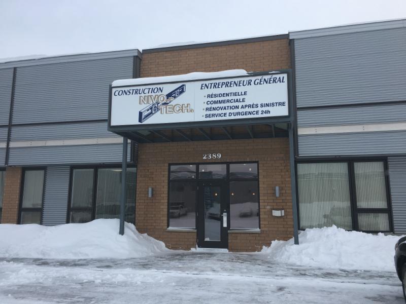 Construction Nivo-Tech Inc à Jonquière