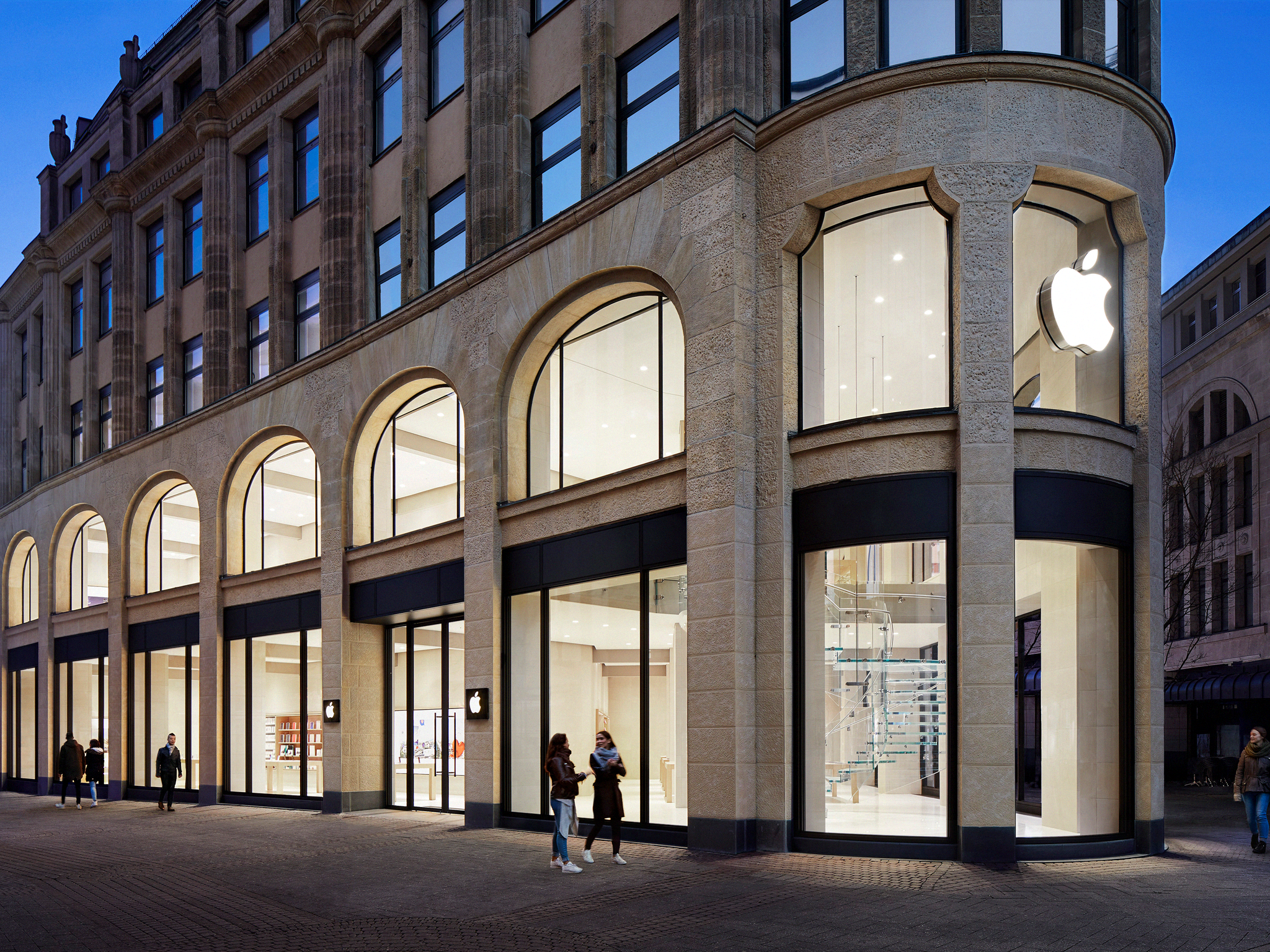 Apple Schildergasse, Schildergasse 1-9 in Köln