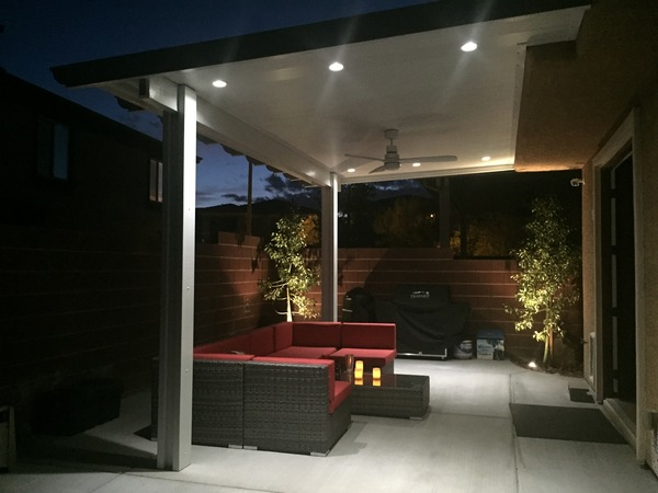 Ultra Patios   Insulated Solid Patio Cover Las Vegas