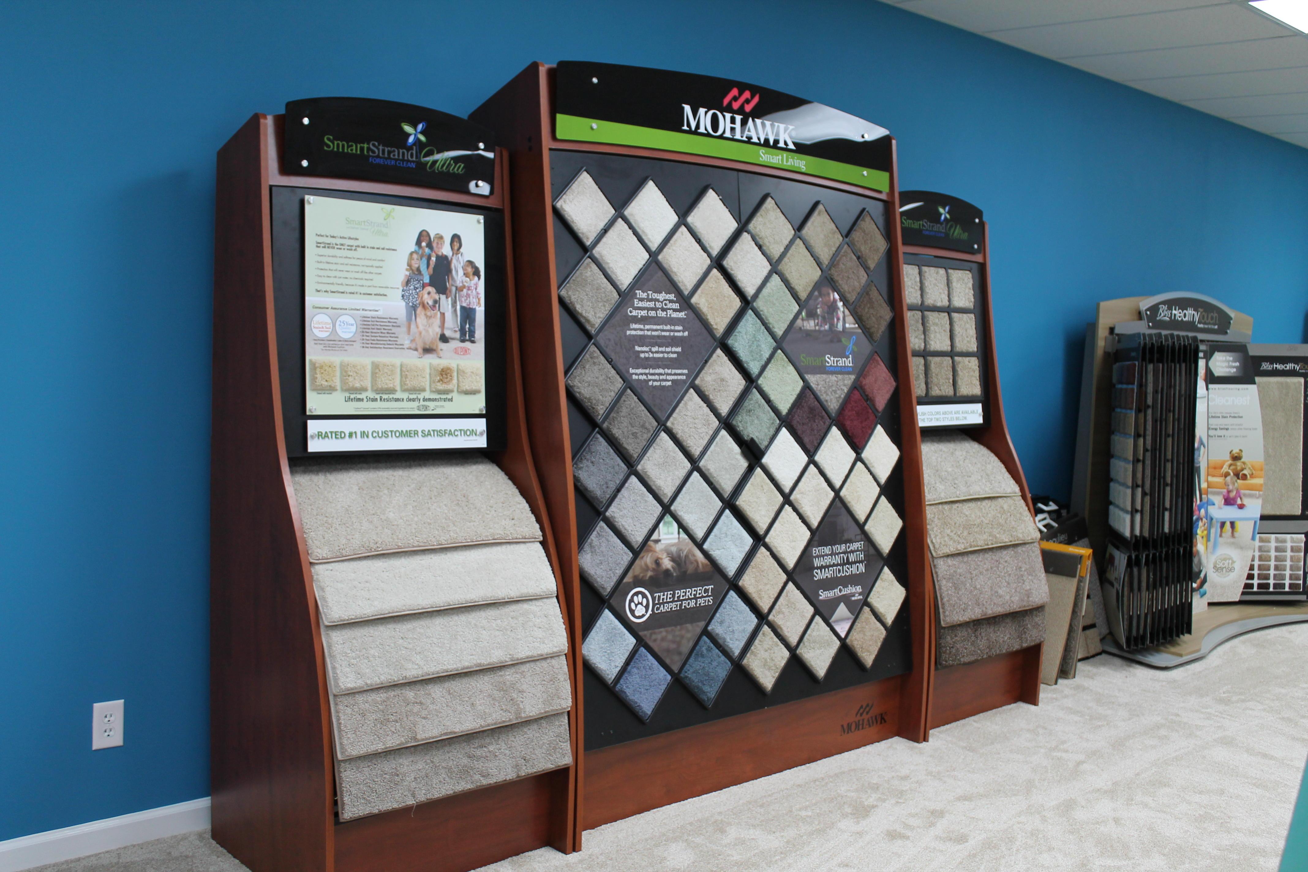Baggett carpet service 1553 ashland city rd clarksville for Flooring clarksville tn