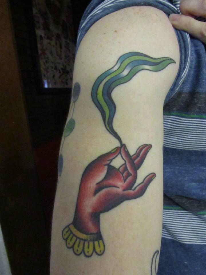Archangel Tattoo image 19