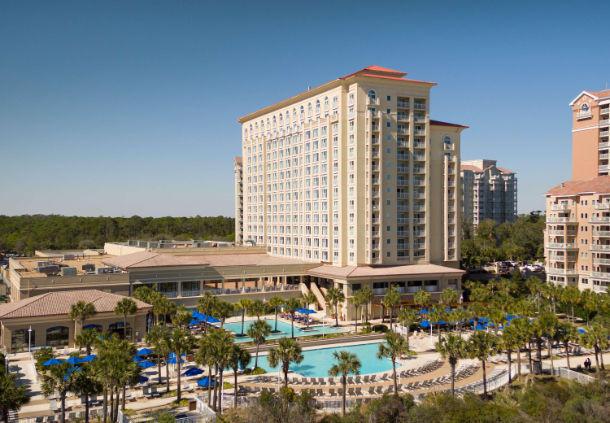 Myrtle Beach Marriott Resort & Spa at Grande Dunes image 1
