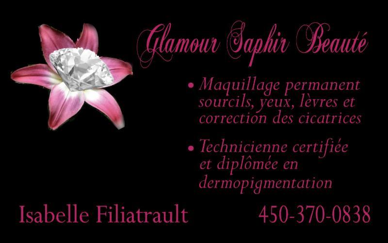 Glamour Saphir Beauté