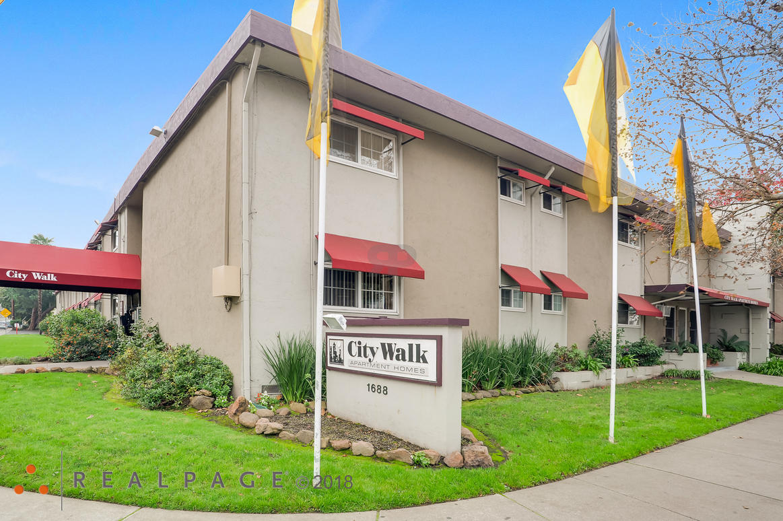 City Walk Apartment Homes image 0