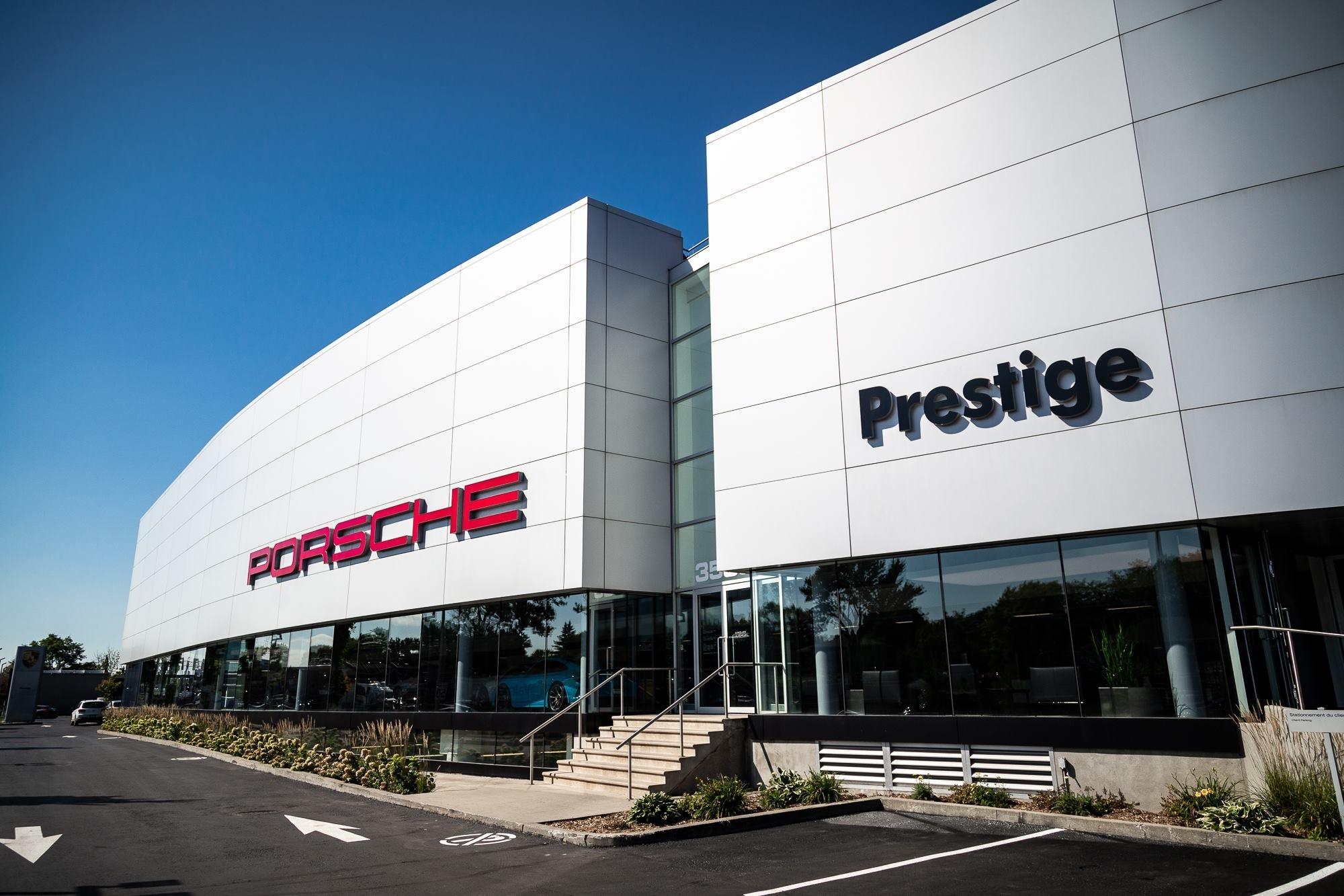 Porsche Prestige in Saint-Laurent