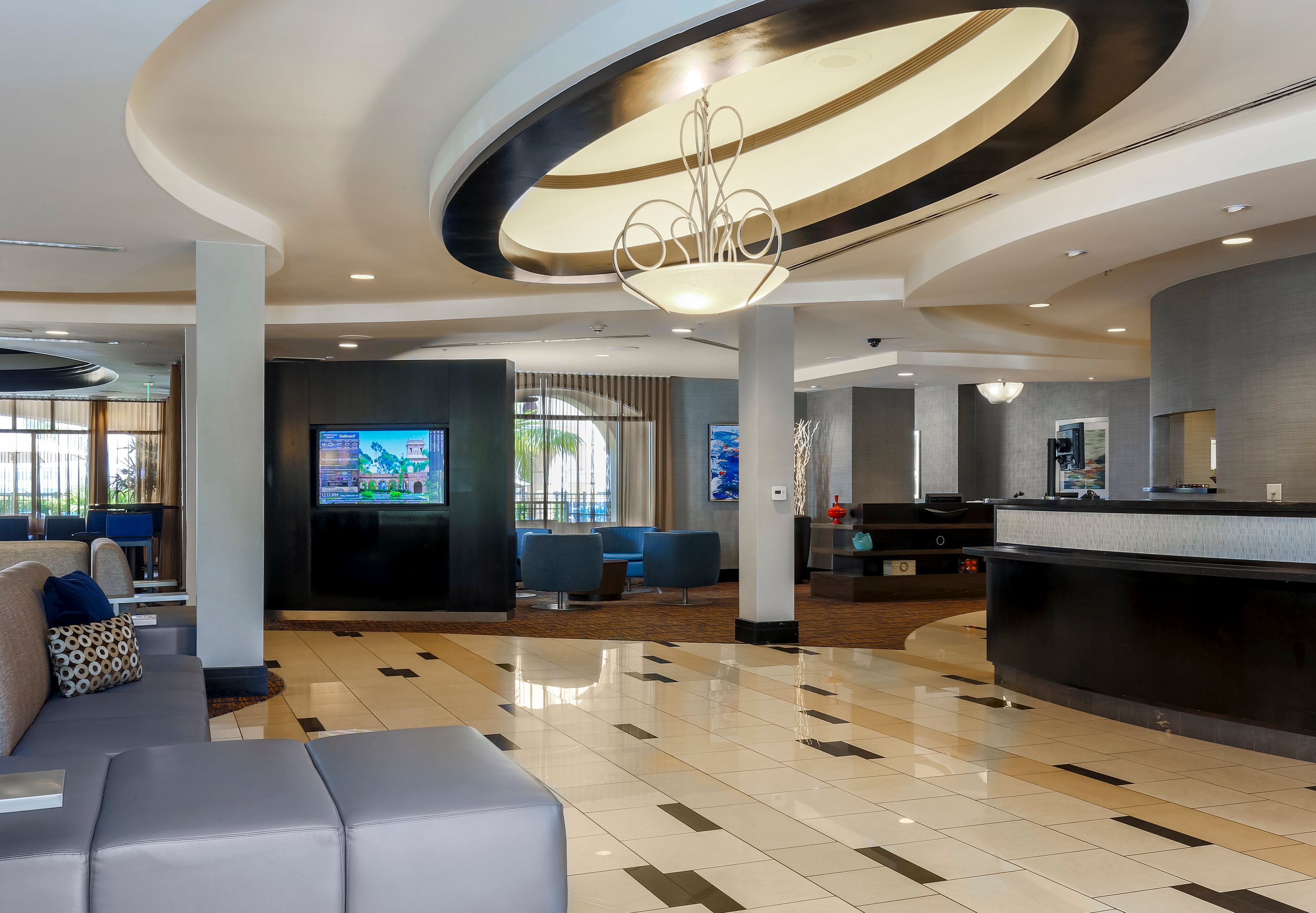 Courtyard by Marriott San Diego Airport/Liberty Station image 0