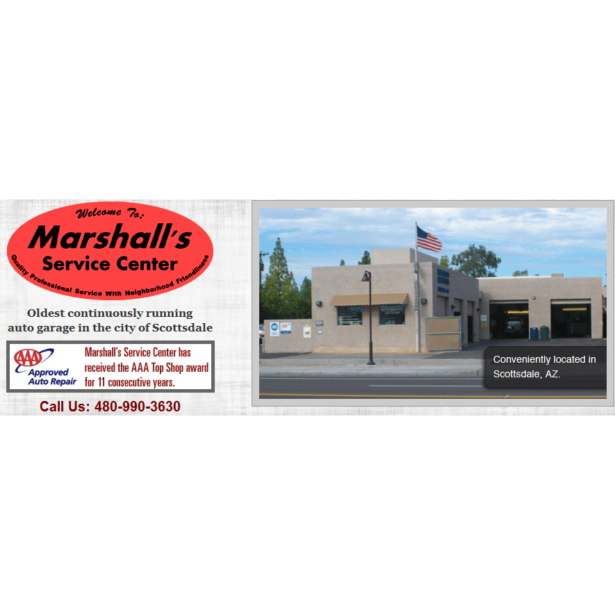 Marshall 39 s service center 6 photos auto repair for General motors service center