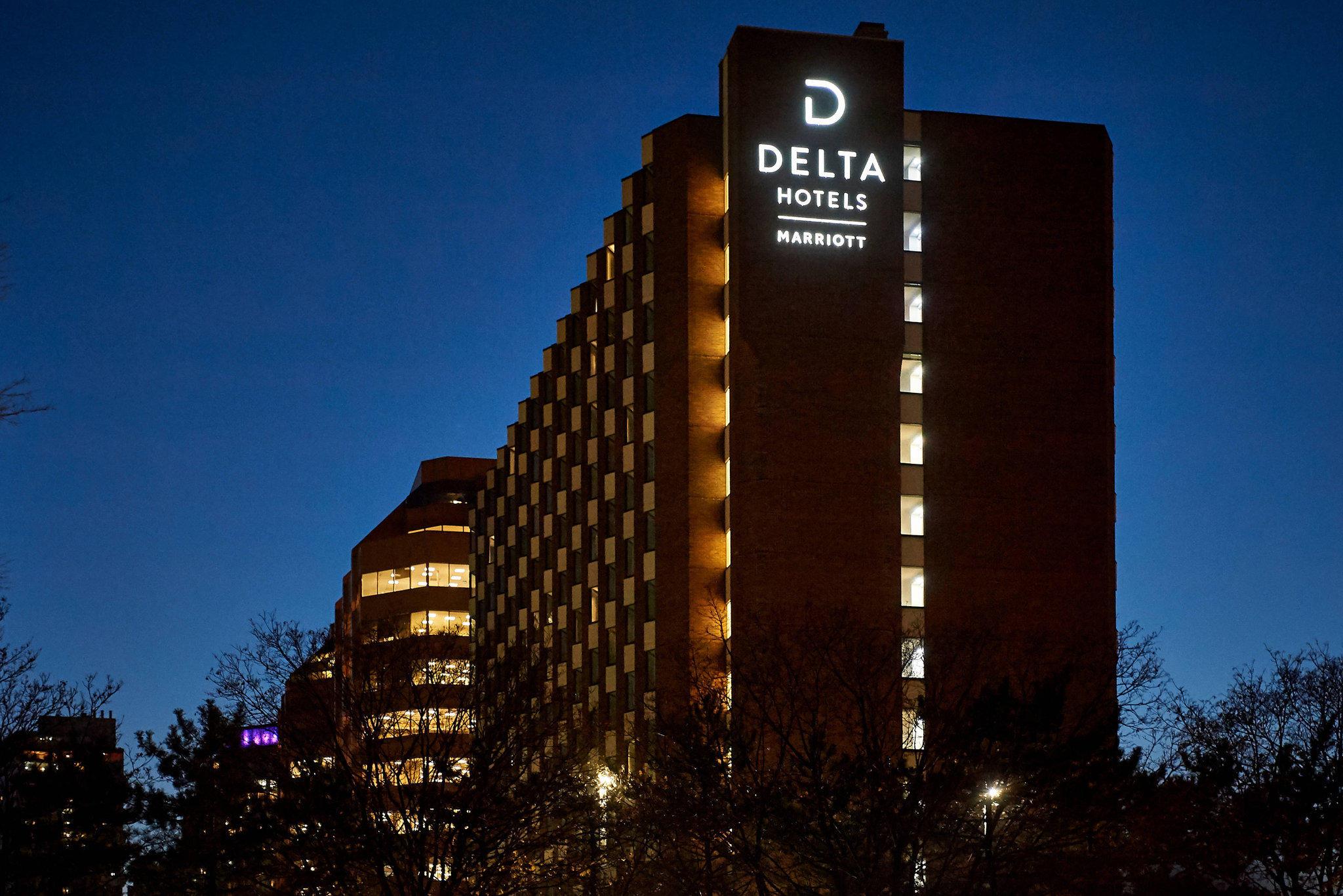 Delta Hotels by Marriott Toronto Mississauga