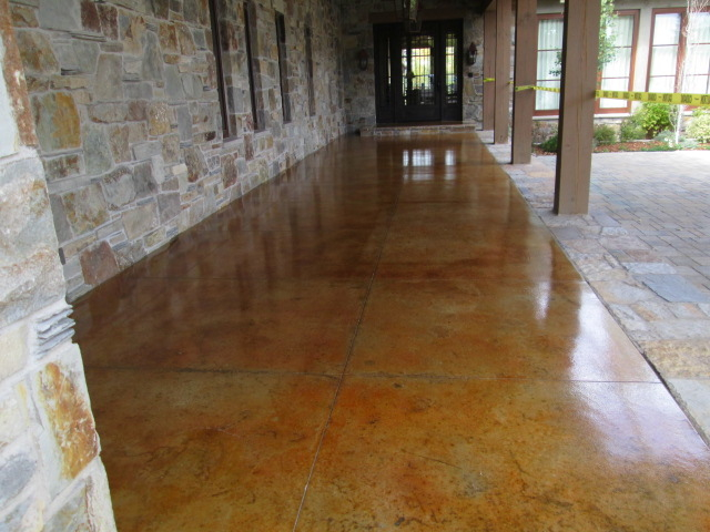 SEAL M UP Decorative concrete sealing - ad image