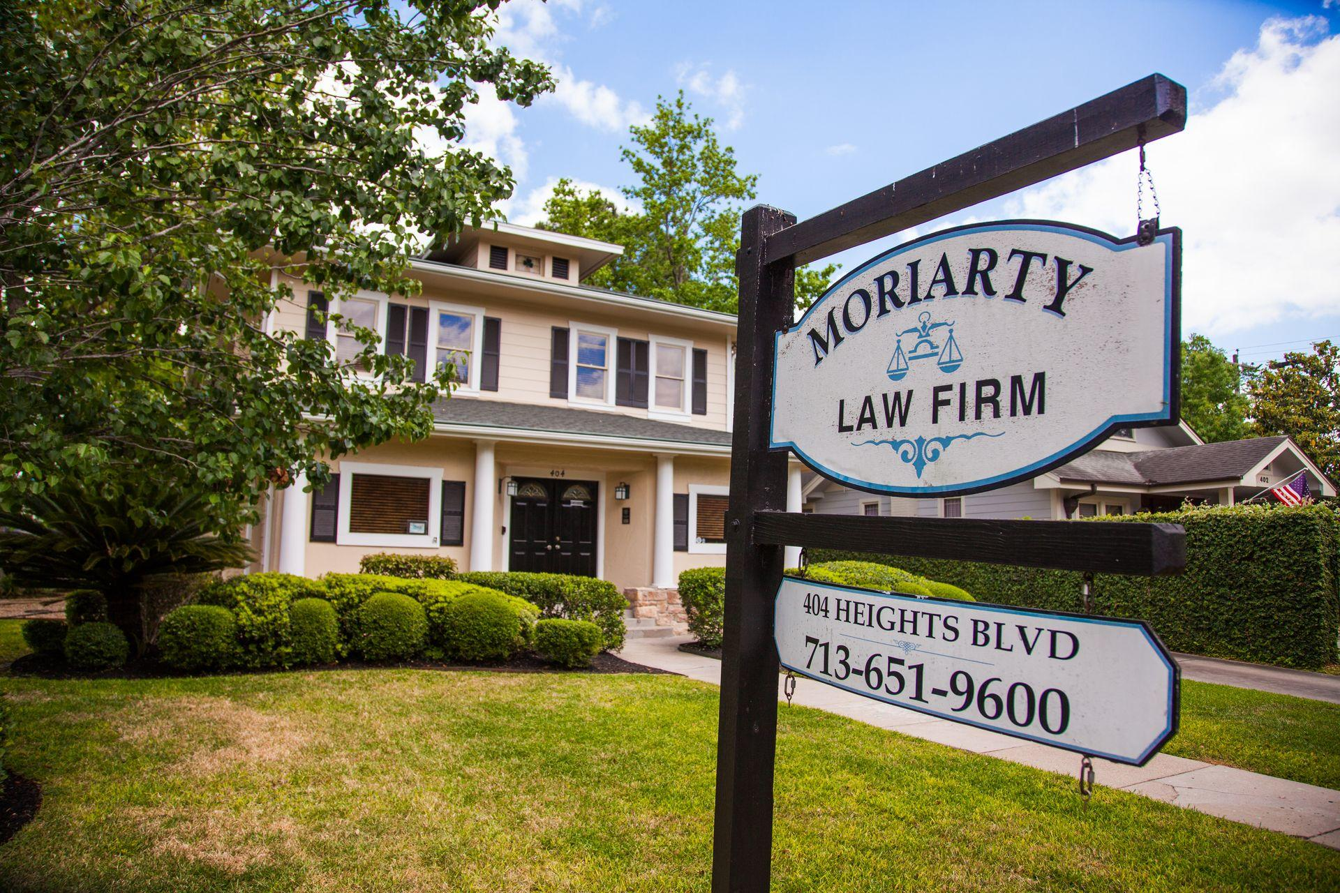 Moriarty Law Firm image 0