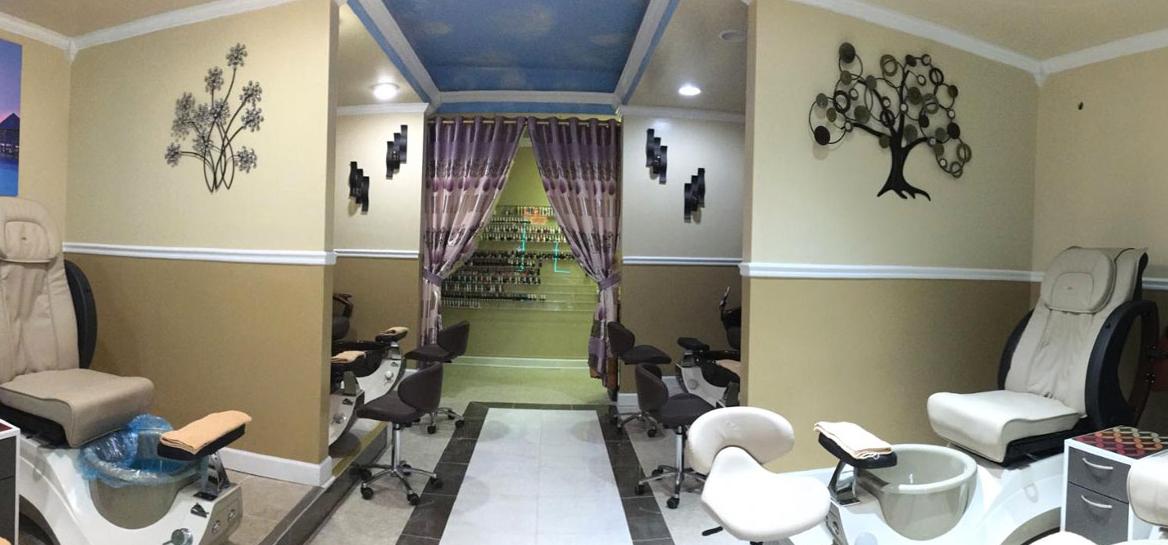 Bellagio nails spa palos heights il company profile for A q nail salon collinsville il