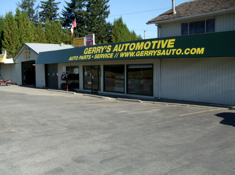 Gerry's Automotive Ltd in Abbotsford