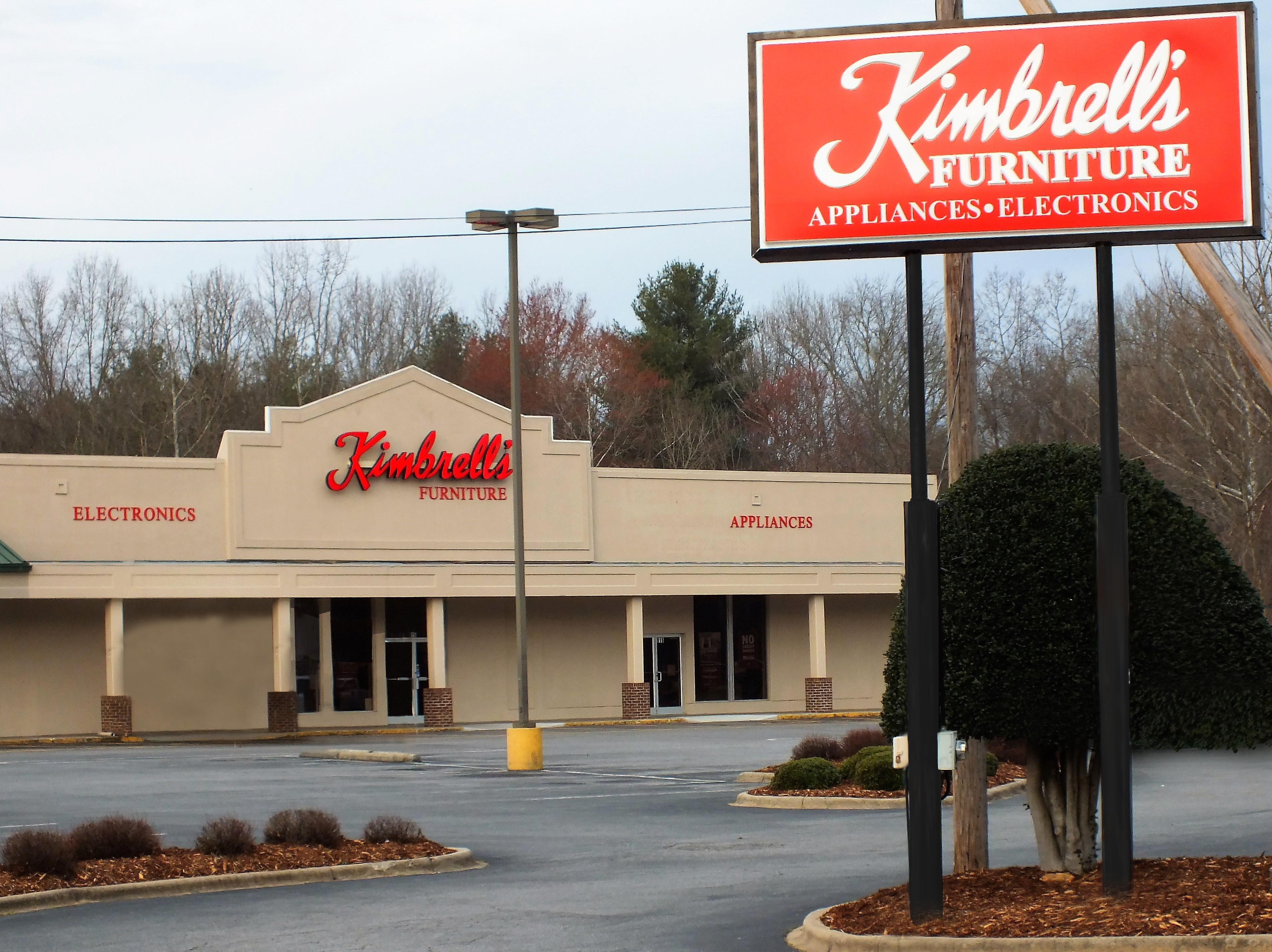 Kimbrellu0027s Furniture 915 W Union St Morganton, NC Furniture Stores    MapQuest