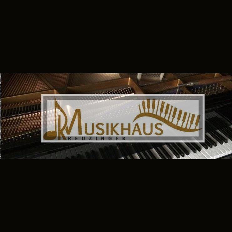 Logo von Musikhaus Kreuzinger