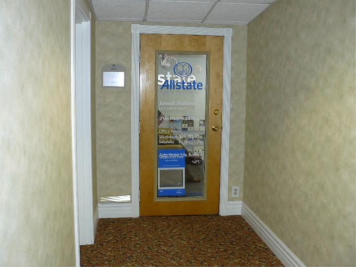 Allstate Insurance Agent: Joseph Mathew image 1