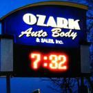Ozark Auto Body & Sales Inc