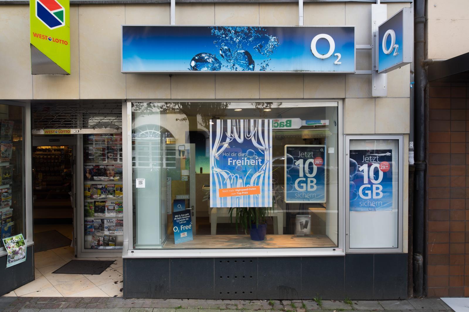 o2 Shop, Deutzer Freiheit 116 in Köln