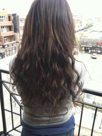 Red Hair Extensions Cost 77