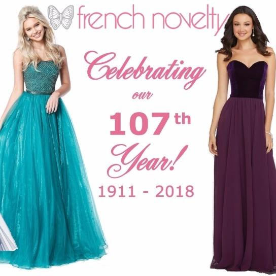 French Novelty Dresses