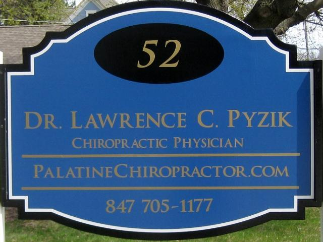 Dr Lawrence C Pyzik DC DACBR In Palatine IL