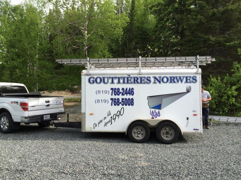 Gouttieres Norwes Inc