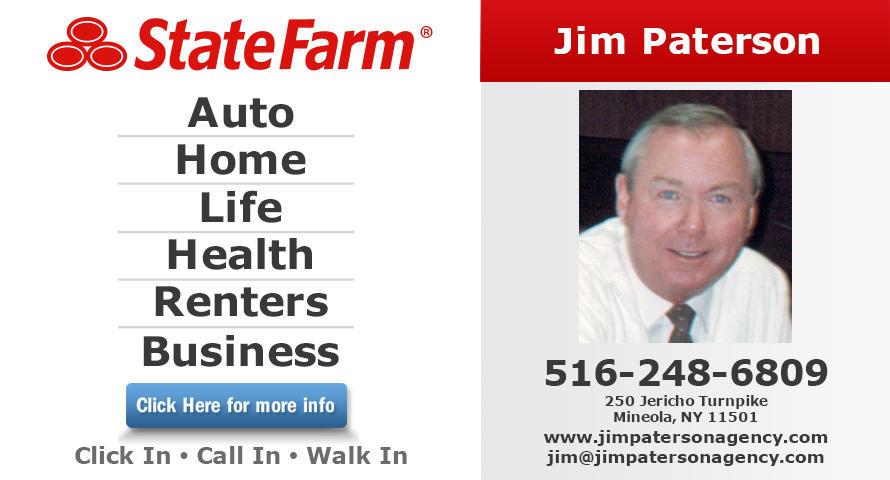 Jim Paterson - State Farm Insurance Agent image 0