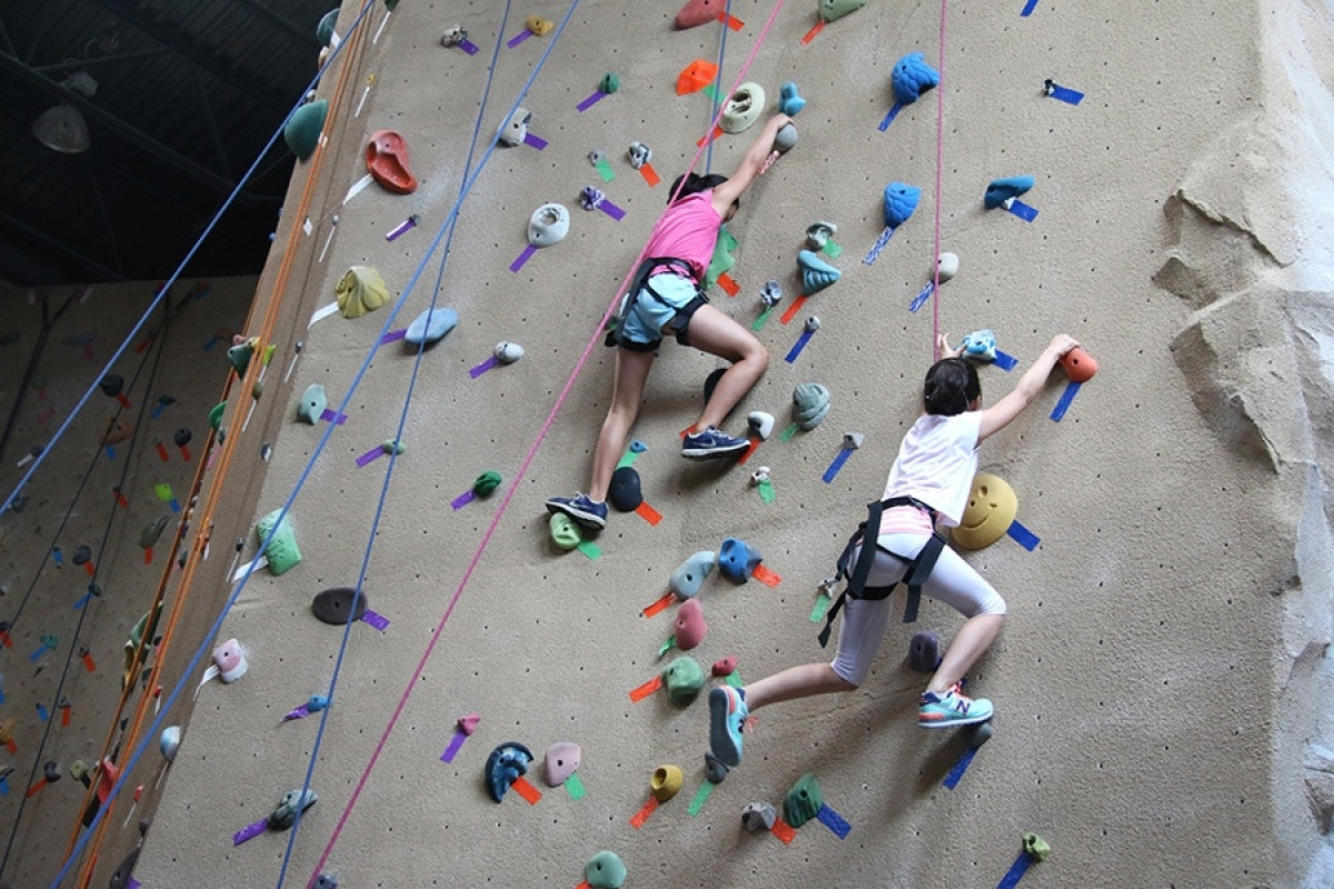 Cliffhanger Indoor Rock Climbing Centre Ltd