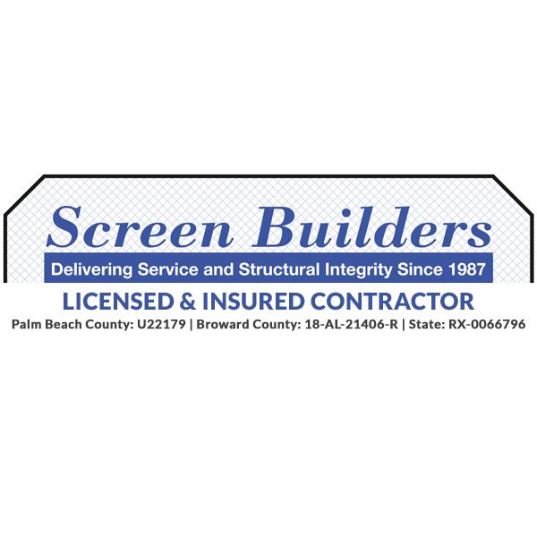 Screen Builders Jupiter