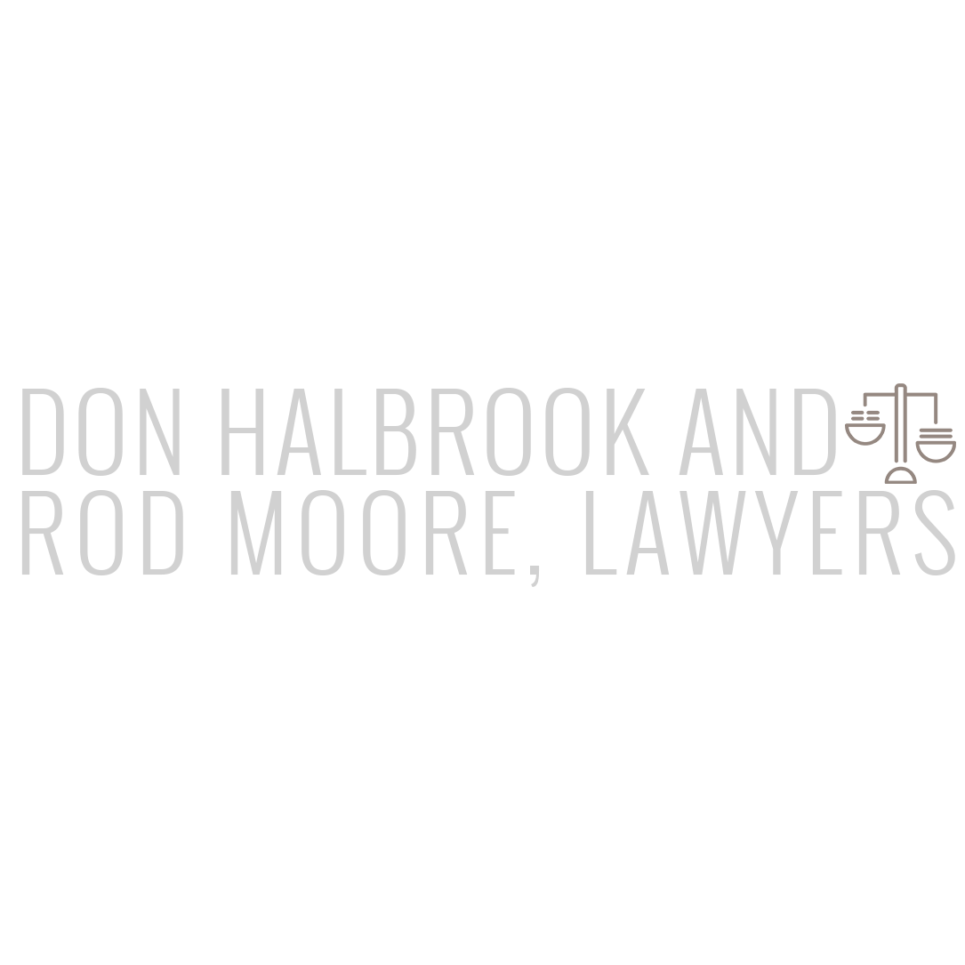 Don Halbrook And Rod Moore, Lawyers