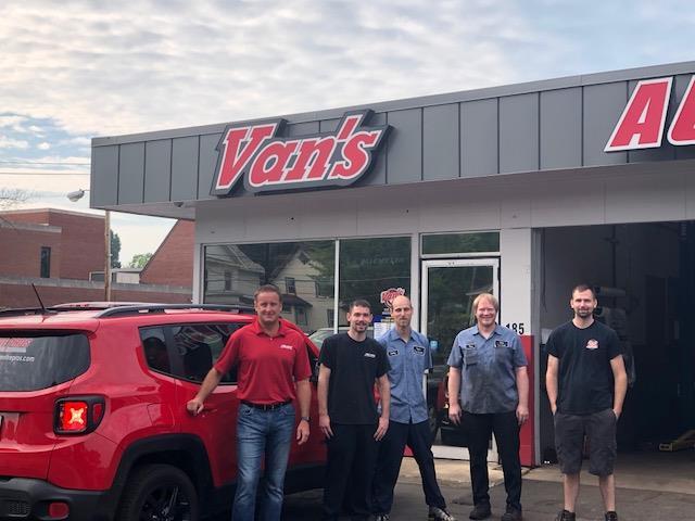 Van's Auto Service & Tire Pros image 2