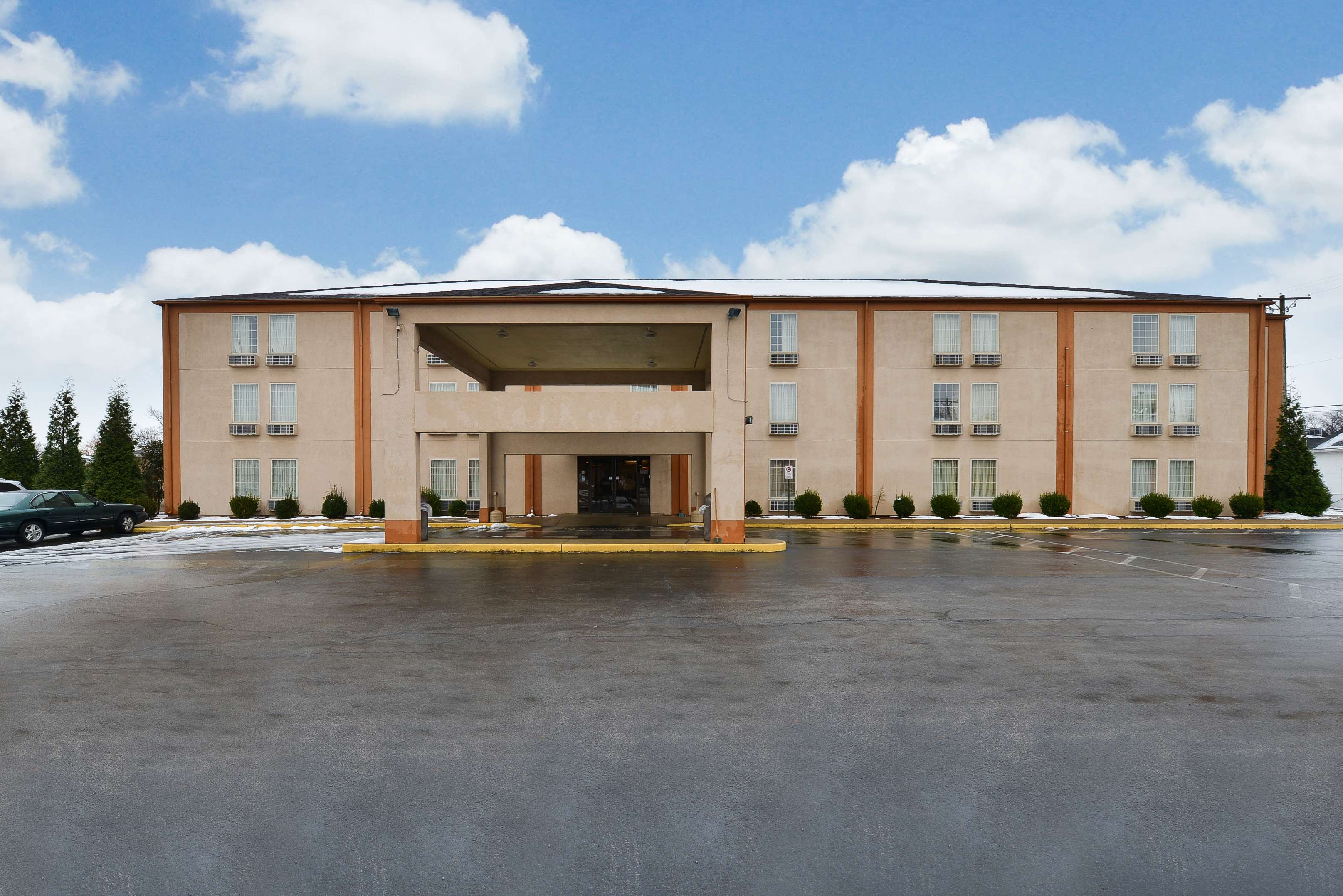 Hotels Near Evansville Wi