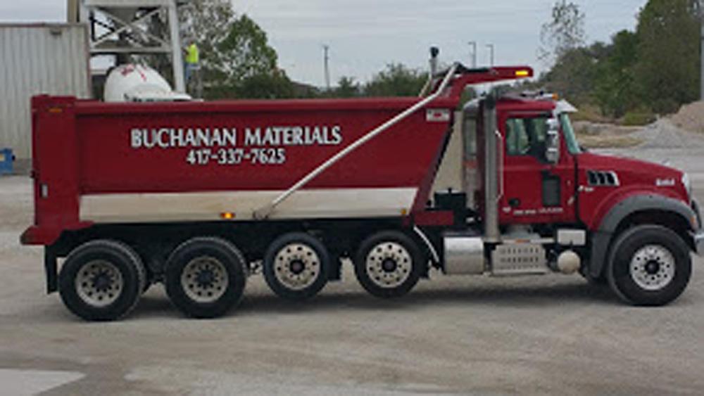 Buchanan Materials image 0