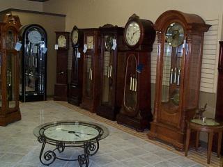Les Horloges Grand-Père du Québec à Lévis