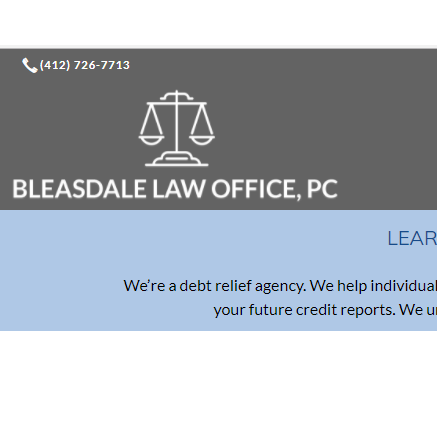 Bleasdale Law Office, PC