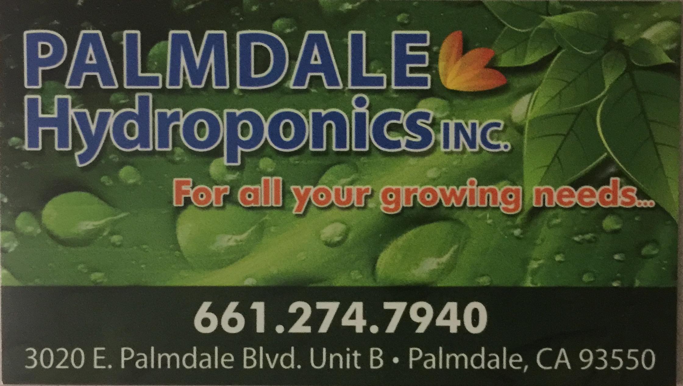 Palmdale Hydroponics Inc. image 1