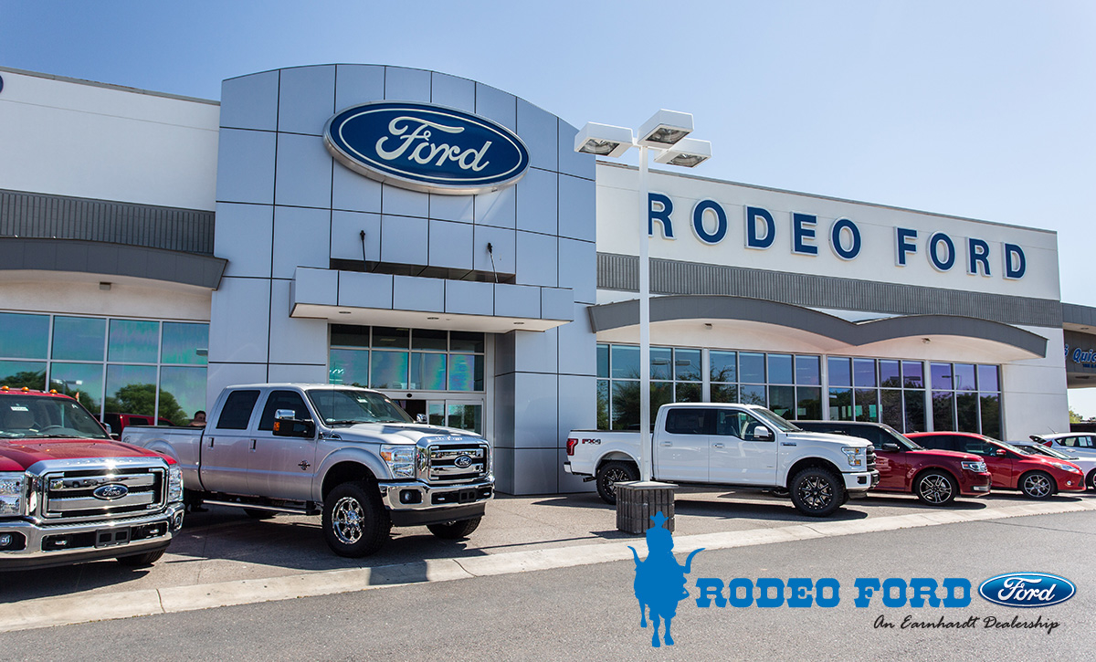 Ford Car Dealers Nearby