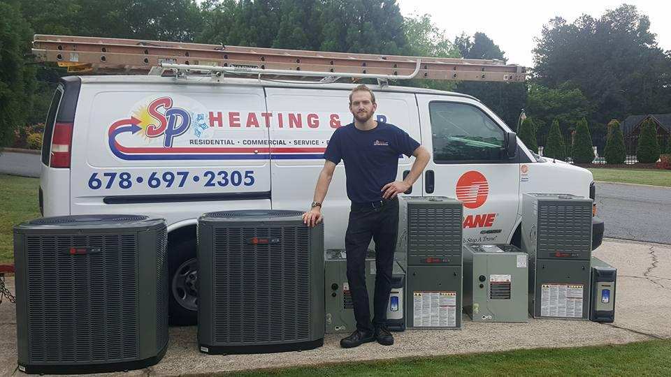 S P Heating & Air image 21