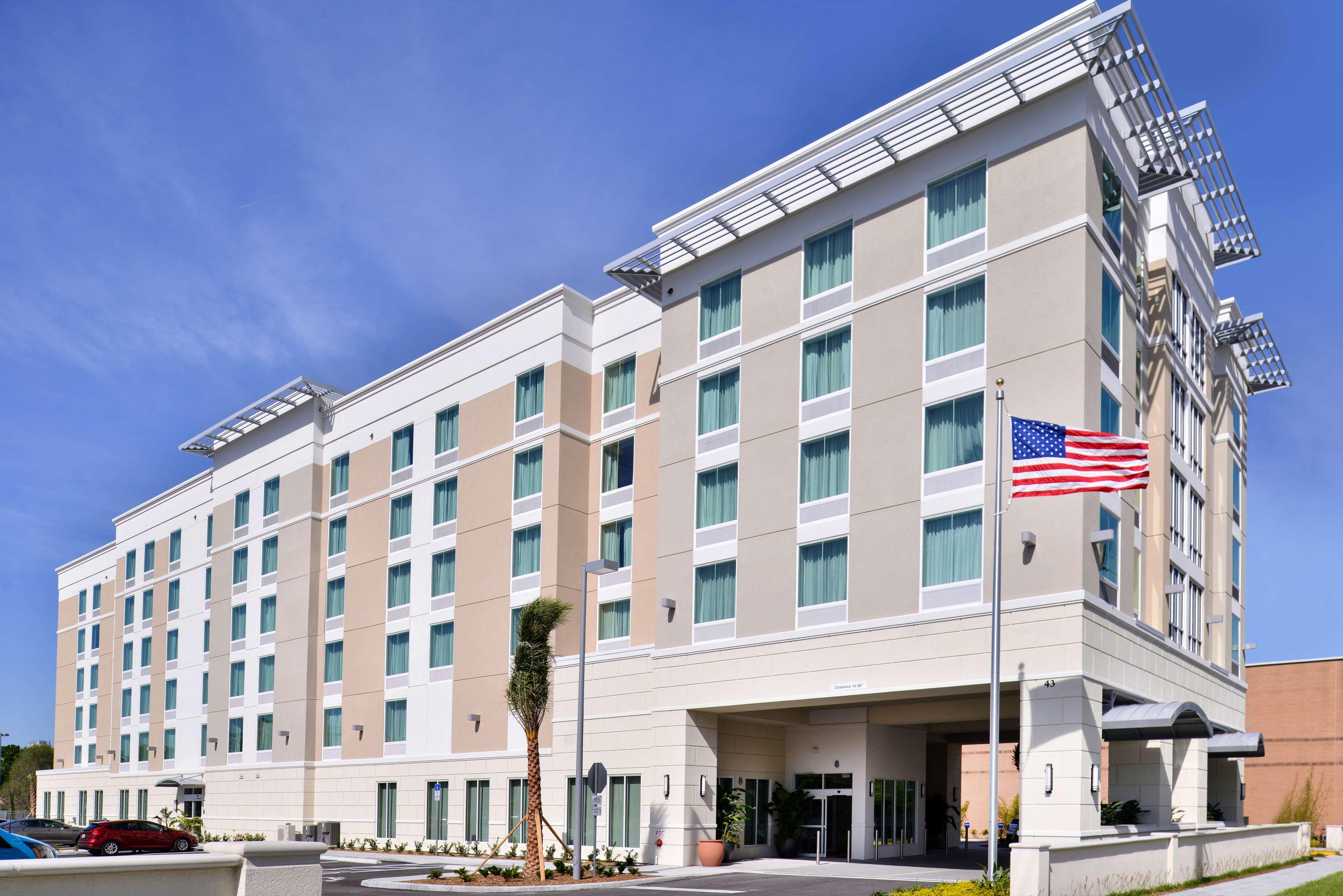 Hampton Inn & Suites Orlando/Downtown South - Medical Center