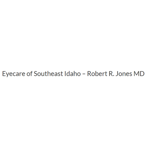 Jones Robert R Md-Ophthalmologist