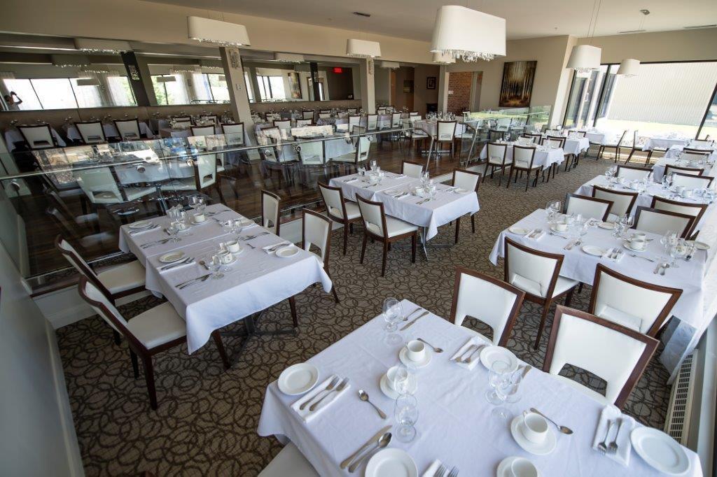 Best Western Plus Hotel Levesque à Riviere-du-Loup: Restaurant